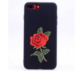 Apple iPhone 8 Plus Kılıf Zore Rose Kapak