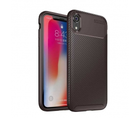 Apple iPhone XR 6.1 Kılıf Zore Negro Silikon
