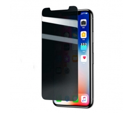 Apple iPhone XS Max 6.5 Zore Standart Privacy Cam Ekran Koruyucu