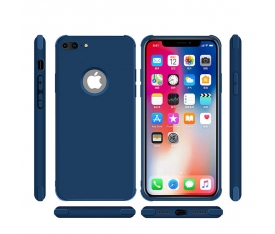 Apple iPhone 8 Plus Kılıf Zore Neva Silikon