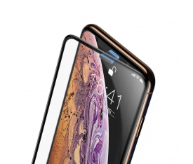 Apple iPhone XS Max 6.5 Zore Anti-Dust Tempered Ekran Koruyucu