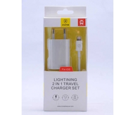 Zore Silver Lightning Travel Set Z-09